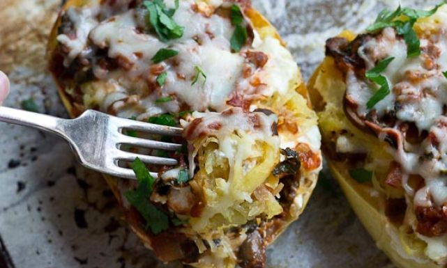 قوارب البطاطس المشوية والمحشية Roasted Potato with Cheese Filling