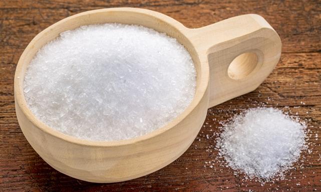 ما هو الملح الانجليزي
