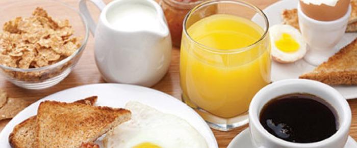 فطور صحي وسريع 😋😋😍