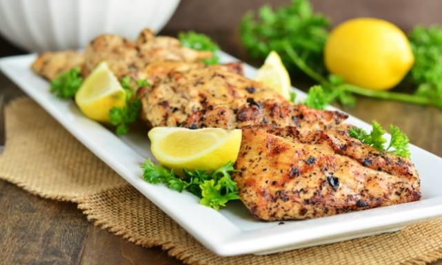طريقة عمل دجاج بالفلفل والليمون :أكلات لمرضى السكري